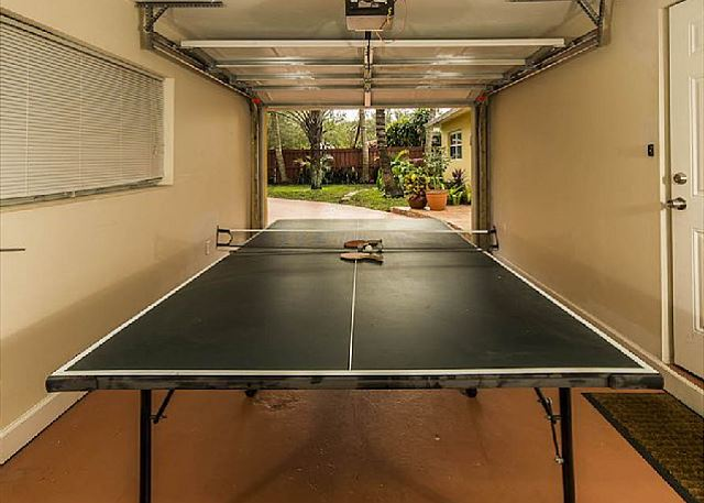 Ping Pong Table!