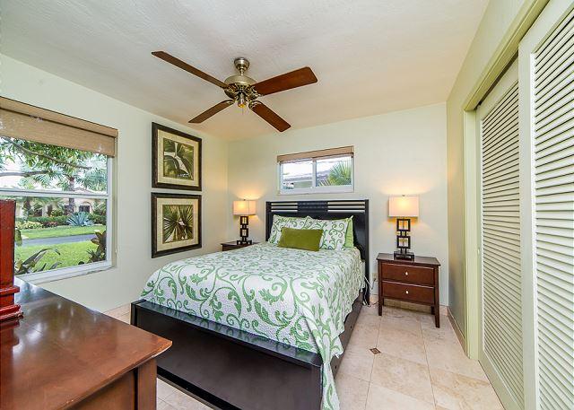 Queen Guest Bedroom with Flat/Smart TV