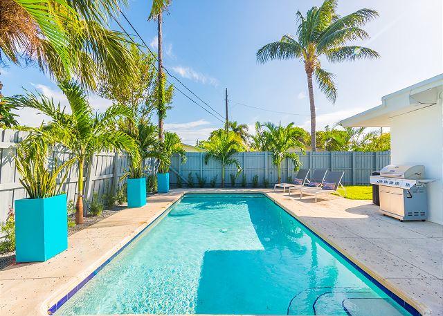 Heated Pool With Full Sun!
