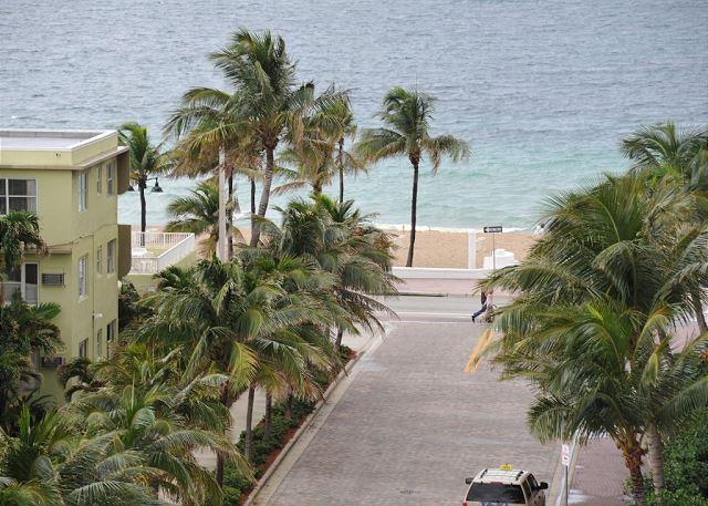 Harbor Haven Balcony View!