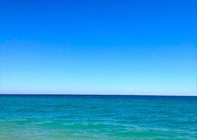 Blue Skies, Blue Waters, Sandy Beaches!