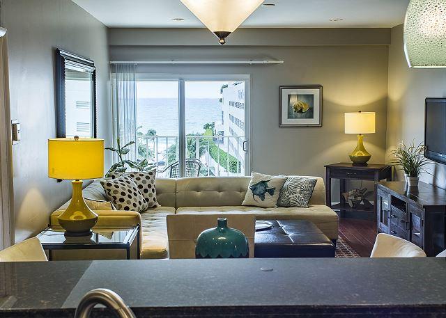 Open Living Area!
