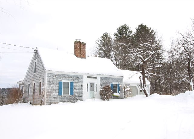 The Orchard House is picture perfect during Winter months. Make this your own personal ski home today!