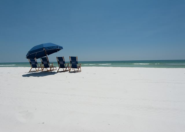 Private Beach Access only 1 Block Away!! (Beach Chairs not included with the rental home)