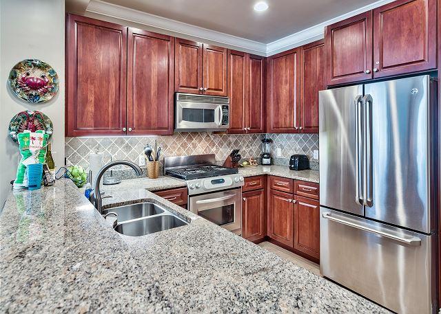 Adagio G105 custom kitchen