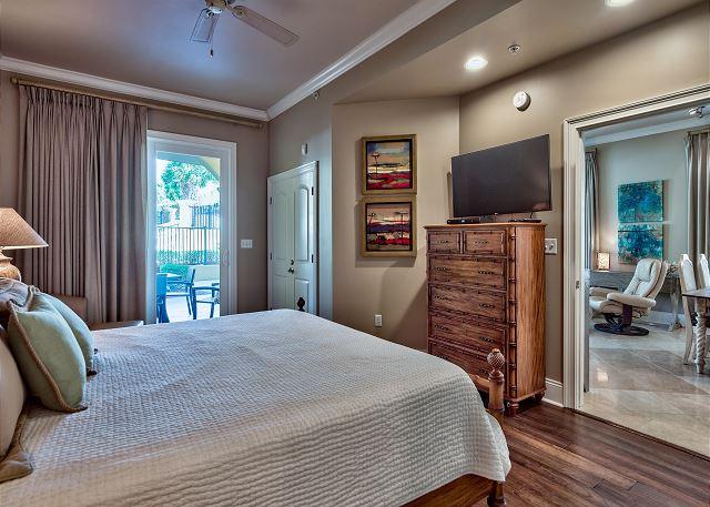 Adagio G105 Master bedroom