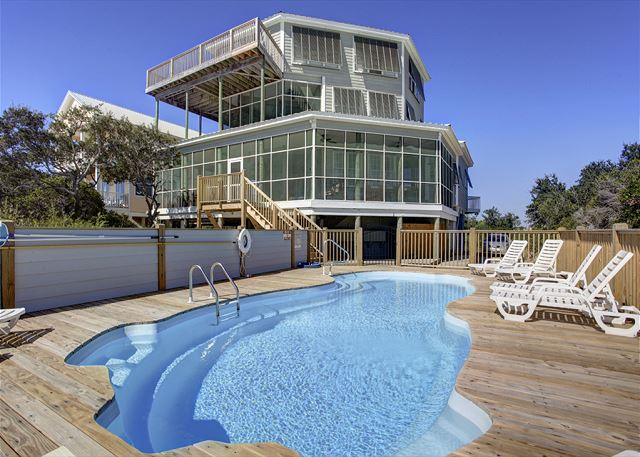 Big Nice House On The Beach gulf shores, al united states - big beach house | fort morgan realty