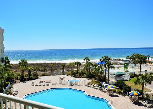 Destin West Gulfside #411: View from Balcony