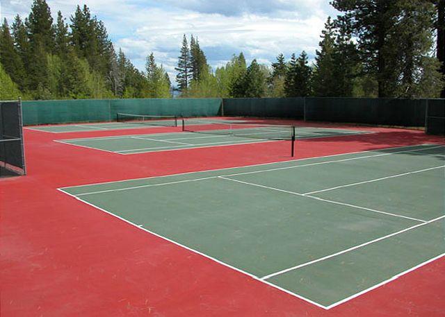 Complex Tennis