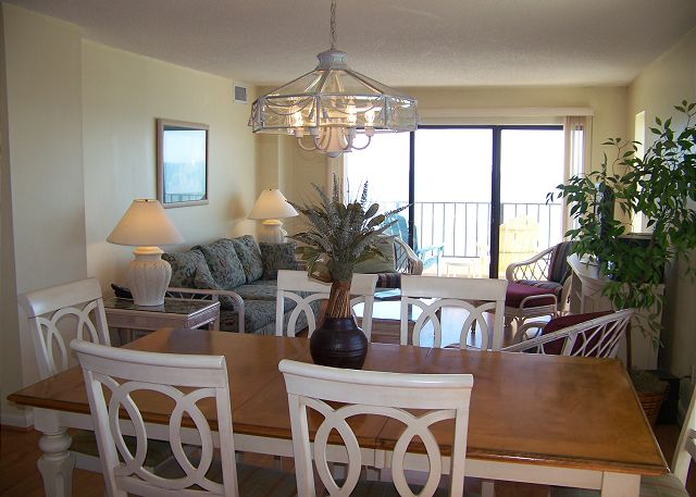 Atalaya Towers 806 - Dining Area