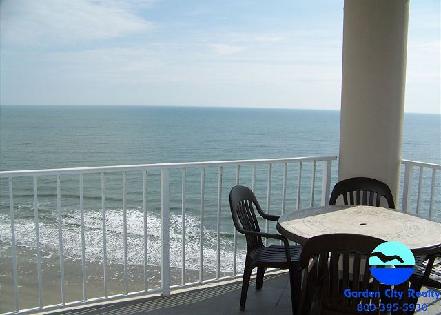 Ocean Place 1110 - Balcony