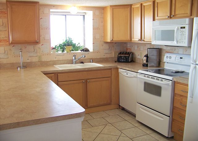 Atalaya Towers 806 - Kitchen