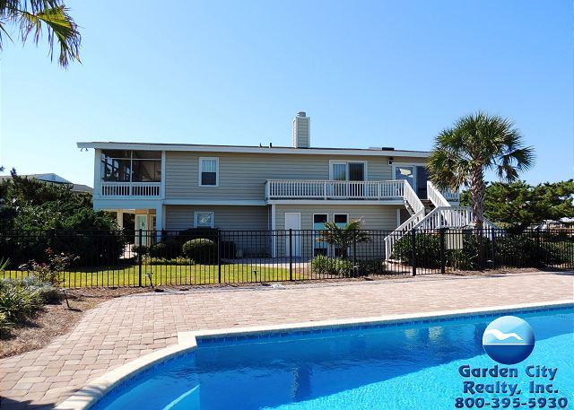 Pops Place Garden City Beach Rentals