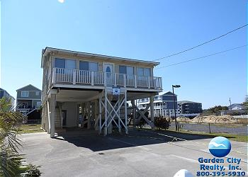 Garden City Surfside Beach Condos Cottages and Beach Houses