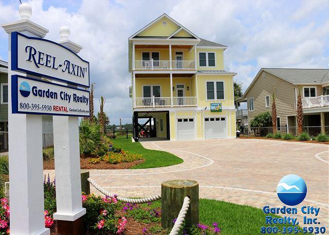 Garden City Beach   Inlet/Channel