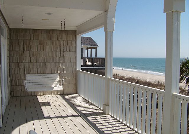 Cape Cobb - Up Porch