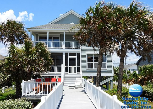 Neagle House Garden City Beach Rentals - House garden city