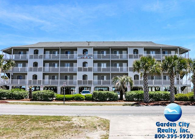 Channel Marker 306 | Ocean Front | Surfside Beach Rentals