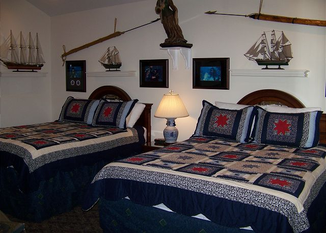 Cape Cobb - Bedroom 4