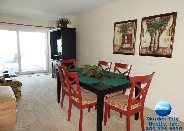 Sun Dial 33 Garden City Beach Rentals