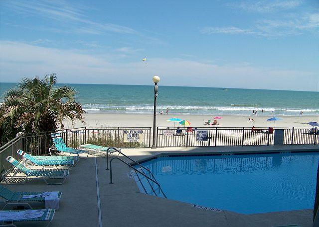 Garden City Beach Rental Property Surfmaster 101 South