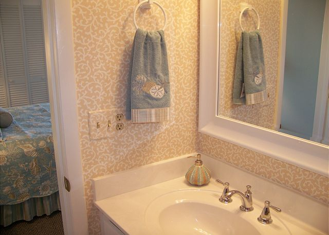 Sea Cloister II 303A - Bathroom 1