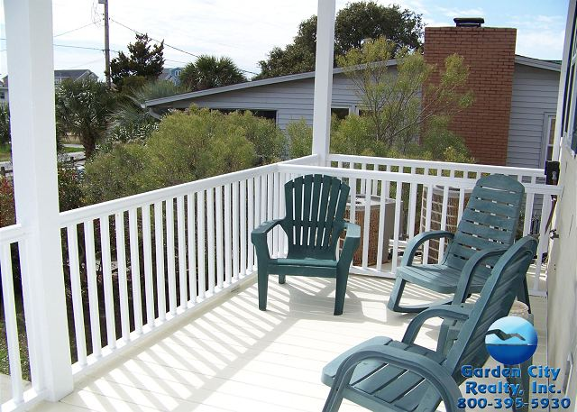 Poohs Corner - Front Porch