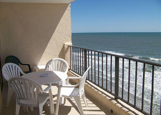 Atalaya Towers 703 - Balcony