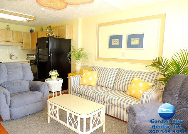 Royal Garden Resort 1211 Garden City Beach Rentals