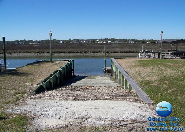 Inlet Joy - Boat Ramp