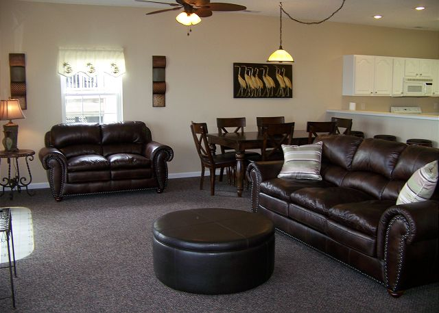 Bluewater - Living Area