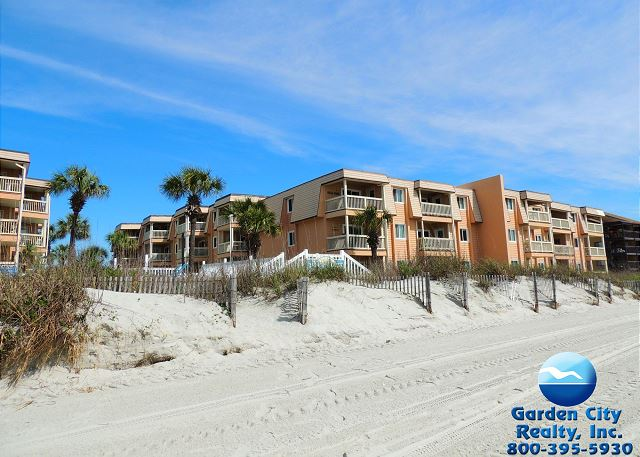 Beach House  Garden City Beach Rentals - House garden city