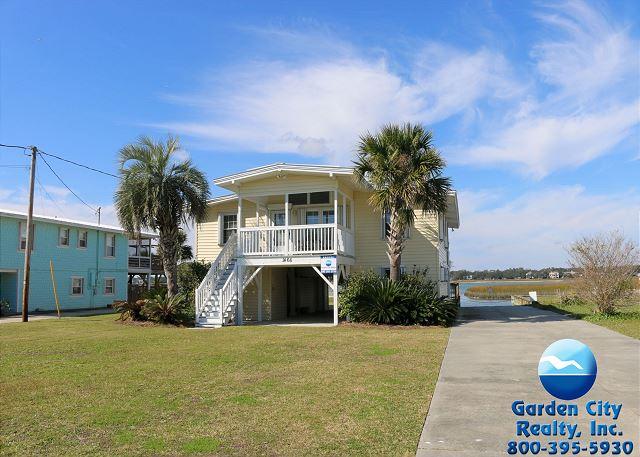 third day - Garden City Beach Rentals