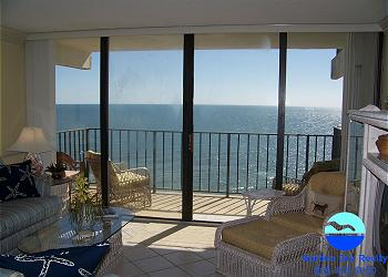 Royal Garden Resort 1102 - Living Area