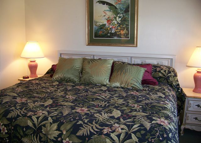 Floral Villas C12 - Bedroon 2
