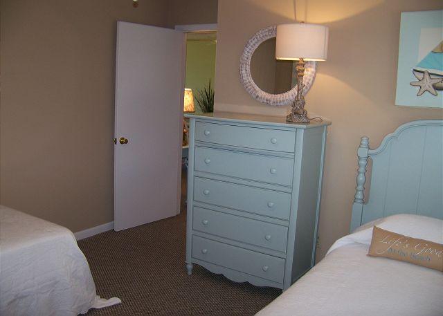Sea Cloister II 303A - Bedroom 2