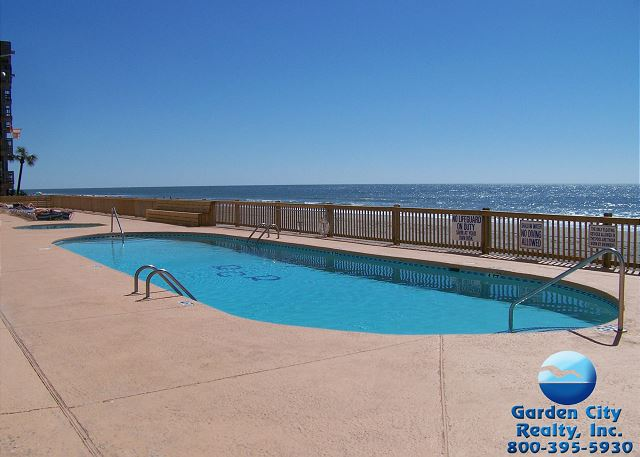 Royal Garden Penthouse 1602 - Oceanfront Swimming Pool