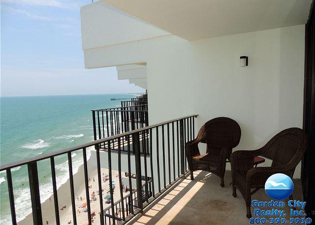 Garden City Beach Rental Property Royal Garden Resort PH 1602