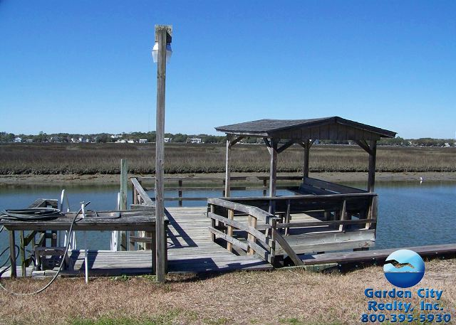 Inlet Joy - Stationary/Floating Dock