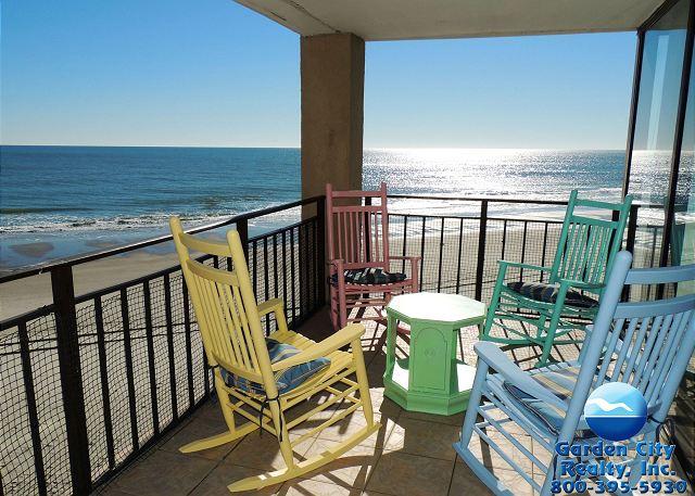 garden city beach rental property surf master 207 south