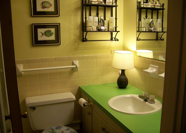 Floral Villas C12 - Bathroom 2