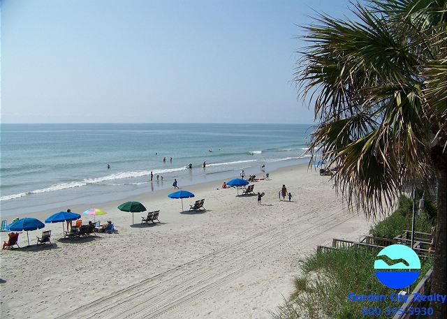 Garden City Beach Rental Property Sea Master 208 South Carolina Vacations