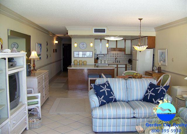 Royal Garden Resort 1102 Living Area