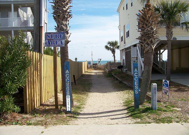 Incisal Edge - Beach Access