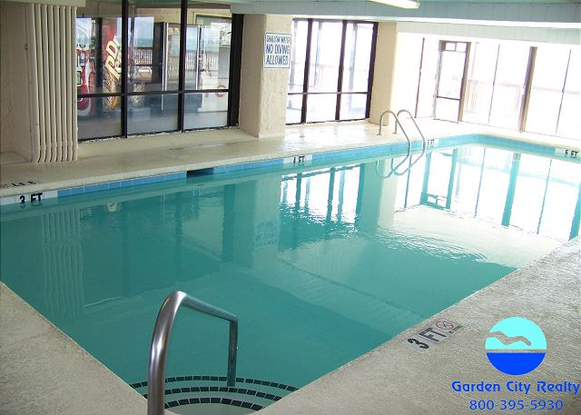 Atalaya Towers - Indoor Pool
