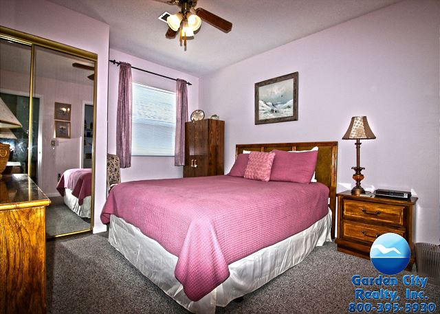 Cypress Place B | Within One Block to Beach | Garden City Beach Rentals
