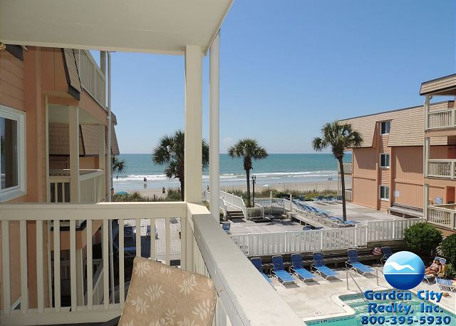 Beach House 203 Garden City Beach Rentals