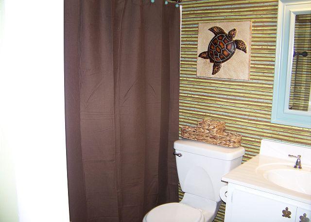 Sea Cloister II 303A - Bathroom 2