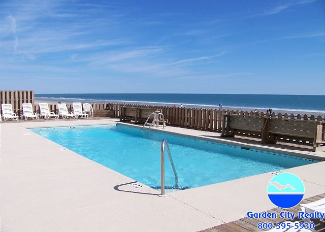 Carolina Shores 1304 - Pool