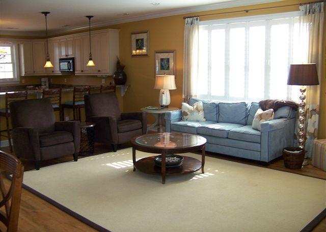 Matthew's House - Living Area